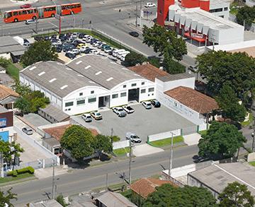 Filial Curitiba